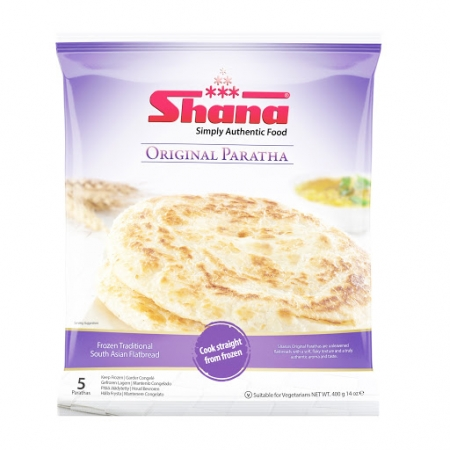 Original Paratha (pack of 5)