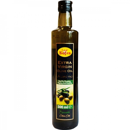 Sofra Extra Virgin Olive Oil (500ml)